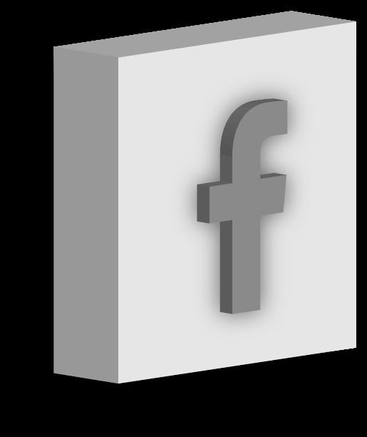 Facebook graphic design icon